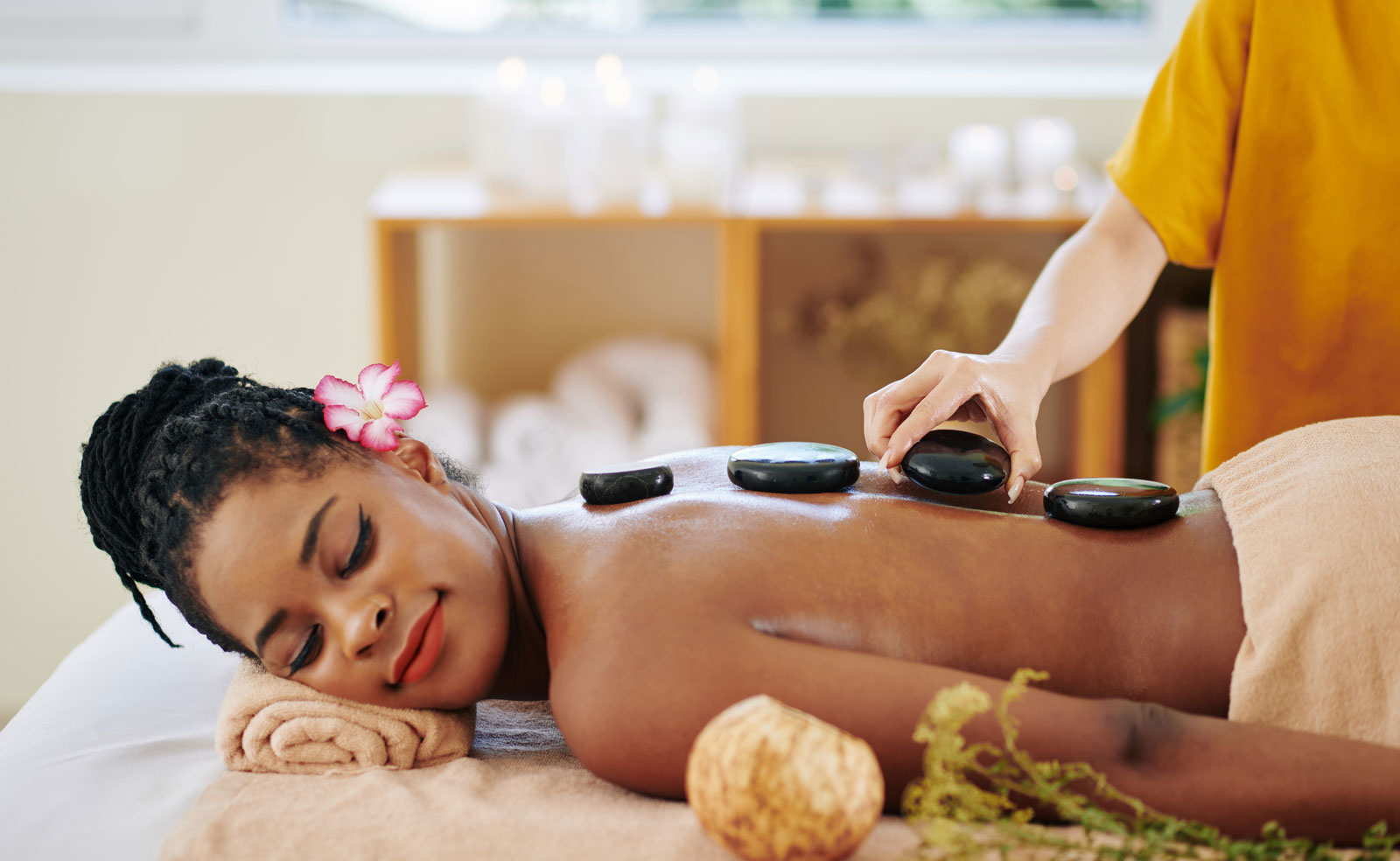 wellness & massage Therapy - peace of serenity